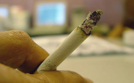 Mũi điện tử phát hiện người hút thuốc