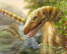 Tìm thấy hóa thạch động vật có họ với khủng long