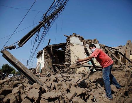 Dư chấn tại Chile sẽ dai dẳng nhiều năm