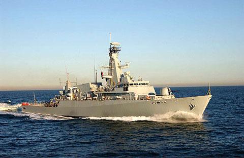 Tìm hiểu tàu chiến hiện đại nhất của Brunei
