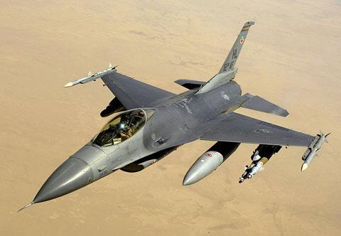 Sức mạnh biến thể F-16