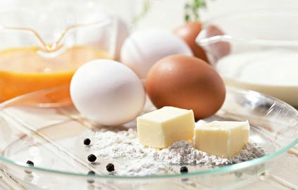 Trứng gà: Thần dược giảm béo?