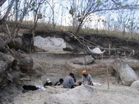 Người tiền sử đã ở Indonesia một triệu năm trước