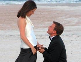 Cầu hôn lúc nào là chuẩn nhất?