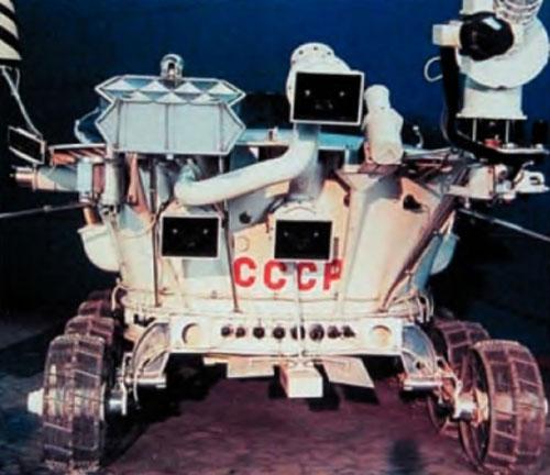 Tìm thấy xe tự hành mất tích 37 năm trên Mặt Trăng