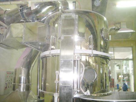 Máy sấy tầng sôi tạo hạt do Việt Nam chế tạo - Không thua máy nhập