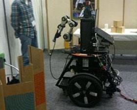 Robot phóng viên