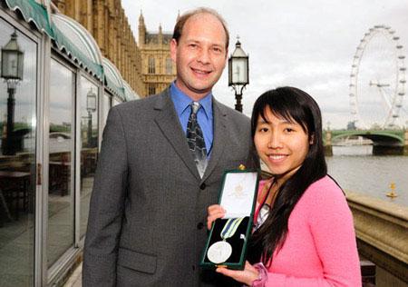 """Cuộc đua tài khoa học """"Set for Britain 2010"""": Một NCS Việt Nam giành giải nhất"""