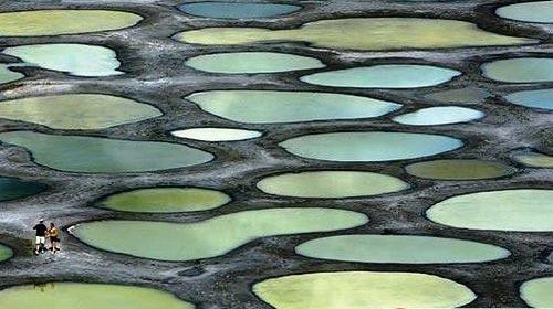 Kỳ bí hồ Kliluk