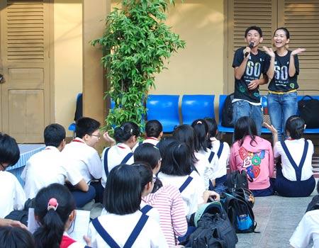 Việt Nam háo hức chuẩn bị 'Giờ Trái đất'