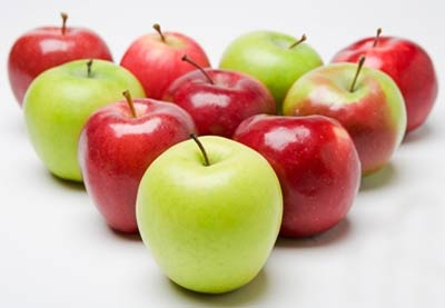 Giảm 50% nguy cơ ung thư nếu ăn táo mỗi ngày