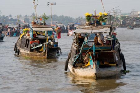 Trung Quốc tuyên bố không làm cạn sông Mekong