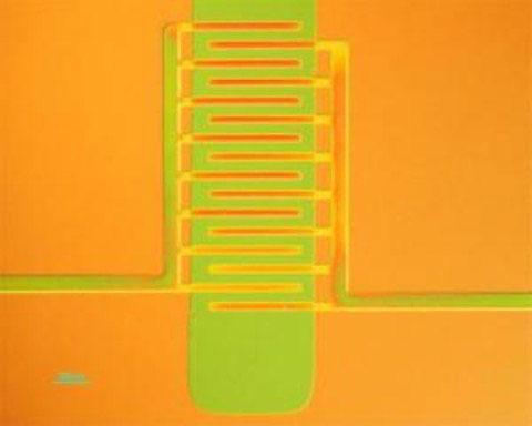 Pin mặt trời bằng chất dẻo