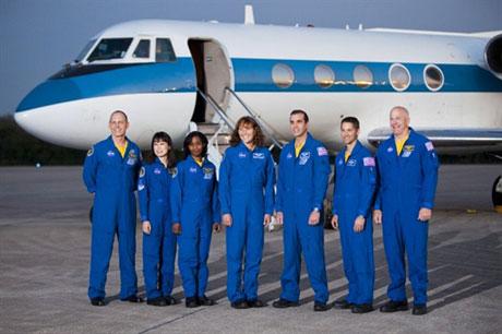 ISS lần đầu tiên đón cùng lúc 4 nữ phi hành gia