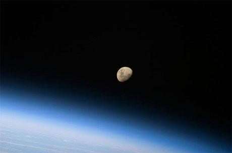 Trái đất nhìn từ vũ trụ