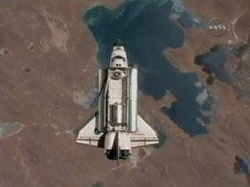"""Tàu con thoi Discovery """"cập bến"""" ISS thành công"""