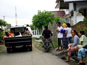 Động đất 7,8 độ Richter ở ngoài khơi Indonesia