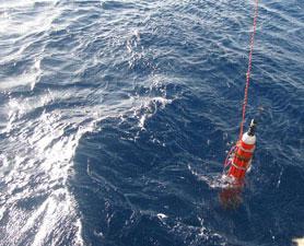 Robot có thể di chuyển bằng nhiệt độ nước biển