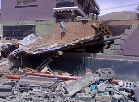 Động đất ở Trung Quốc làm 400 người chết