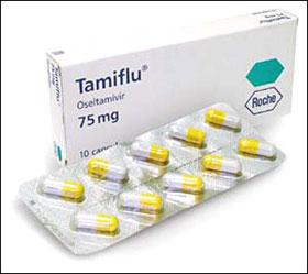 CS-8958 điều trị virus cúm kháng thuốc tamiflu