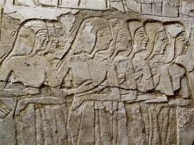 Tìm thấy mộ nhà viết sử của hoàng gia Ai Cập
