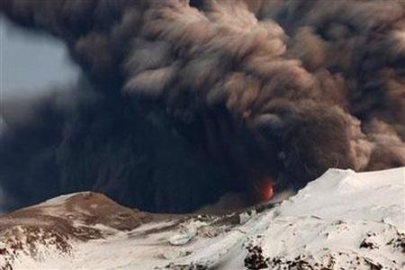 Những núi lửa thay đổi lịch sử nhân loại