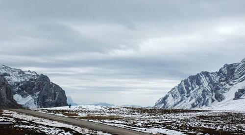 Trung Quốc phát hiện dấu vết sông băng 2 triệu năm tuổi