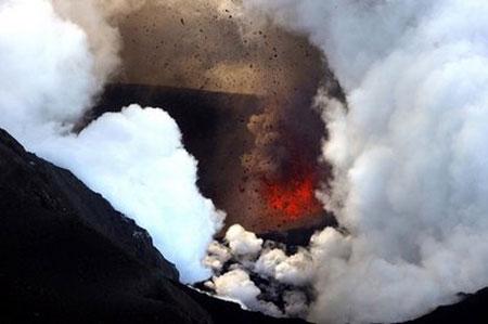 Núi lửa Iceland không tác động tới khí hậu địa cầu