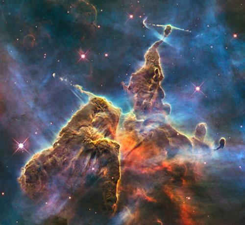 Kính thiên văn Hubble hoạt động 20 năm trên vũ trụ