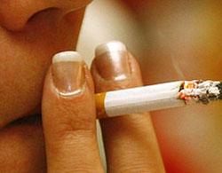 Đột biến gene vì hút thuốc