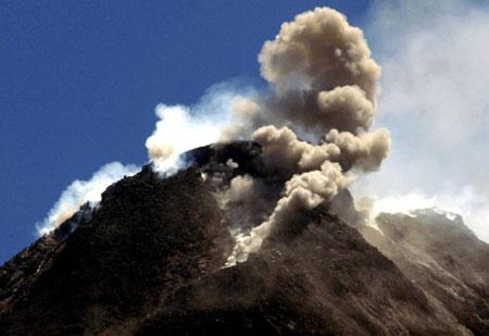 Indonesia muốn tận dụng núi lửa để làm điện