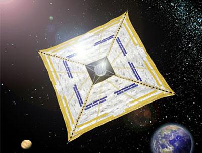 Nhật sẽ phóng du thuyền vũ trụ