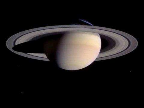 Cận cảnh sao Thổ và các vệ tinh