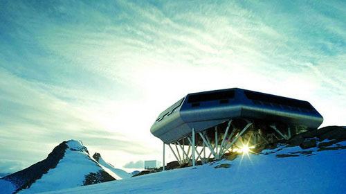 Thăm các trạm nghiên cứu ở Nam cực