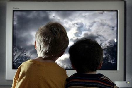 Xem tivi nhiều có hại cho trẻ