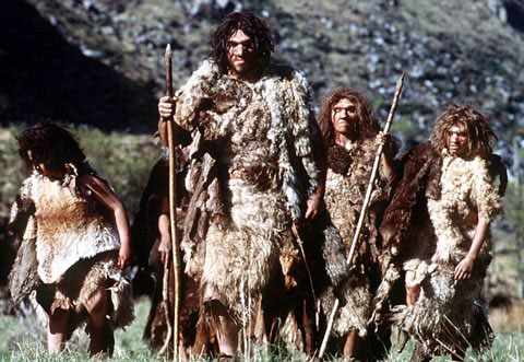 Con người mang gien của người Neanderthal?