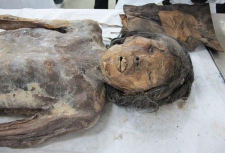 Phát hiện xác ướp phụ nữ 500 năm tuổi tại Hàn Quốc
