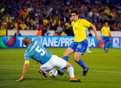 Dùng mô hình toán để tìm đội vô địch World Cup 2010