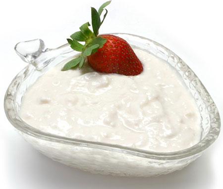 Sữa chua làm giảm các bệnh nhiễm trùng ở trẻ