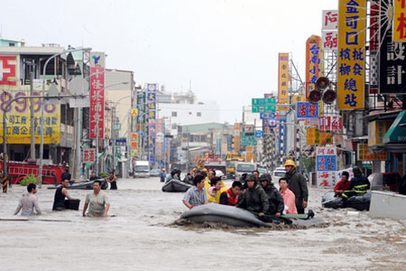 Đài Loan buộc dân học về môi trường