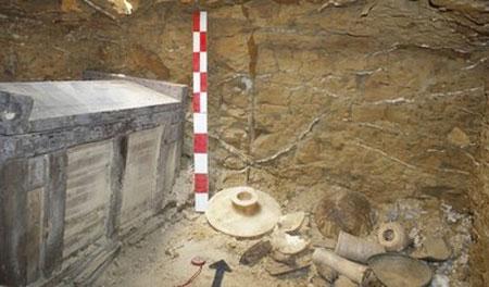 Ai Cập phát hiện hàng chục xác ướp cổ