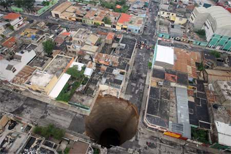 Hình ảnh 'hố địa ngục' gây xôn xao trên Flickr