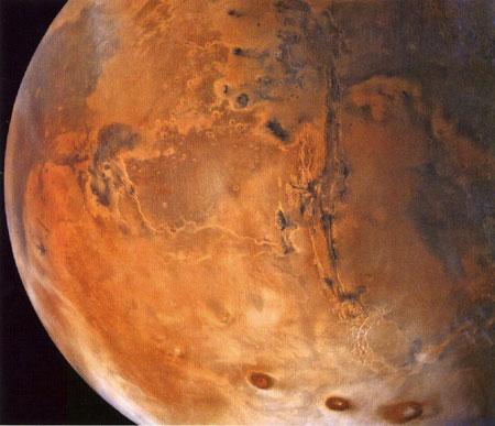 Sao Hỏa từng có một đại dương khổng lồ
