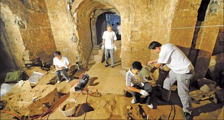 Xây khu di tích về Tào Tháo
