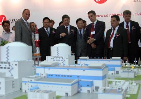 Quy hoạch 5 tỉnh có nhà máy điện hạt nhân