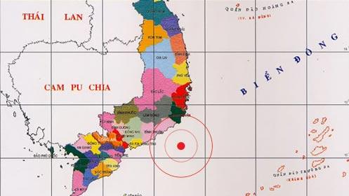 Phan Thiết và TP.HCM rung rinh do dư chấn động đất