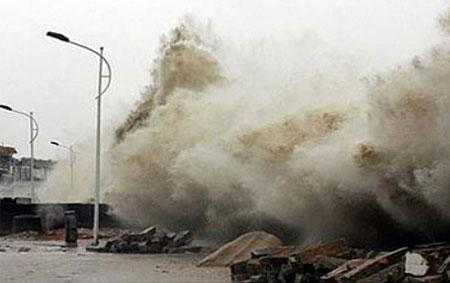 Sóng thần chỉ mất khoảng 2 giờ để tấn công bờ biển miền Trung