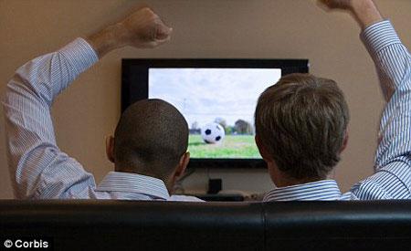 Ti vi càng 'xịn', truyền hình càng chậm