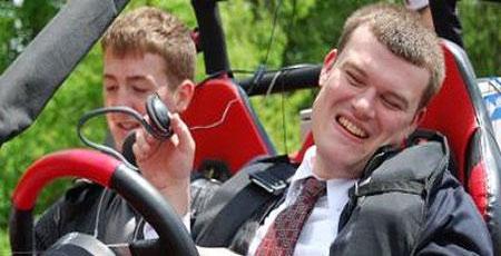 Xe ô tô dành cho người mù
