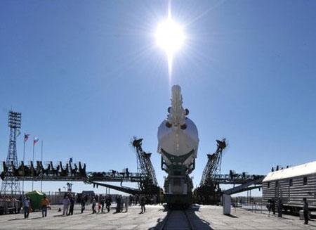 Nga xây sân bay vũ trụ mới
